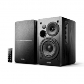 EDIFIER R1280DB Studio Speakers with Dual RCA Inputs & Bluetooth - Black