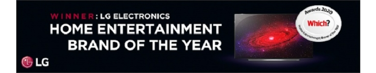 LG Electronics - Home Entertainment Brand of the Year