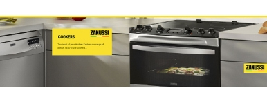 Zanussi Cooking
